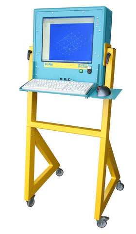 SL Industrial Workstation PC, 2D 3D Laser Measuring, Laser Pro