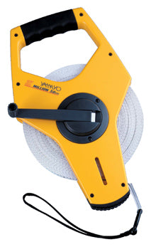 Yamayo 50m - Fiberglass 3:1 Rewind Speed - Measuring Tape Million