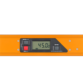 Geo Fennel A-Digit 50 Digital Angle Measurer, Angle Finder, Slope, Gradient, Angle Measuring Tool