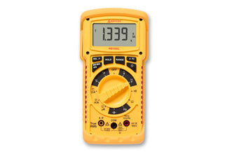 Fluke HD160C 4-digit, True Heavy-duty, Autoranging, True RMS, Digi-glo Backlight