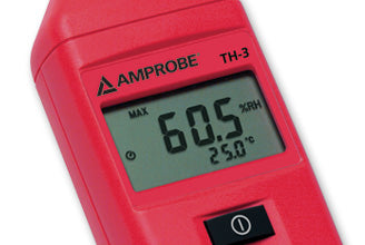 Fluke TH-3 Relative Humidity and Temperature Meter
