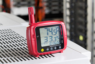 Copy of Fluke TR300 Temperature/RH Data Logger, DP, Dual Display