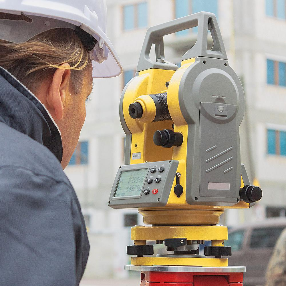 "Bear 5"" Digital Theodolite, Angle Measuring Theodolite"