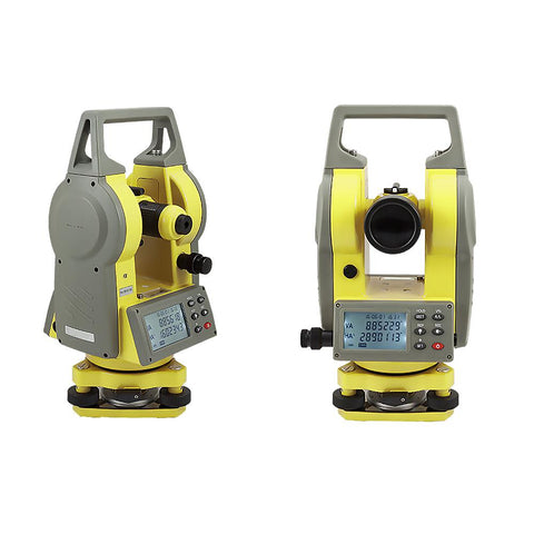"Bear 5"" Digital Theodolite, Angle Measuring Theodolite with Rotating Laser Level no Receiver"