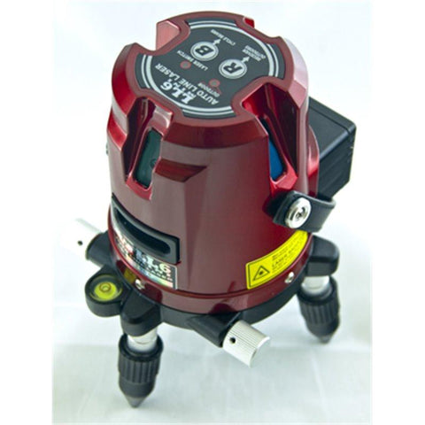 Bear LL6 Mini Red Beam Multi Line Laser Level