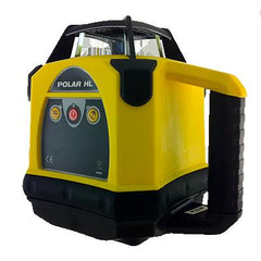 Bear Polar HL Rotating Laser Level with R8 Receiver