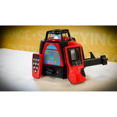 Bear Polar HV Rotating Laser Level with Polar Receiver