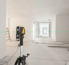 Image of Geo Fennel FLG 40 Power Cross GREEN BEAM Selection PRO Cross Laser Level, Line Laser, Laser Tools