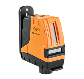 Geo Fennel FL 10 Cross SET, Cross Laser Level, Line Laser, Dot Laser, Laser Tools, Multi Line