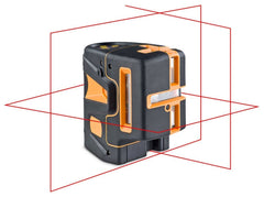 Geo Fennel Geo5X L360 HP Multi Line Laser, Cross Laser Level, Line Laser, Dot Laser, Laser Tools
