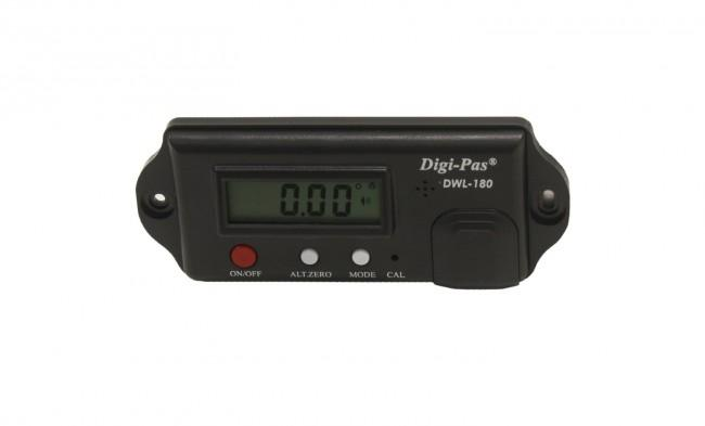 DIGIPAS DWL-180S Scew-on digital level to any spirit level