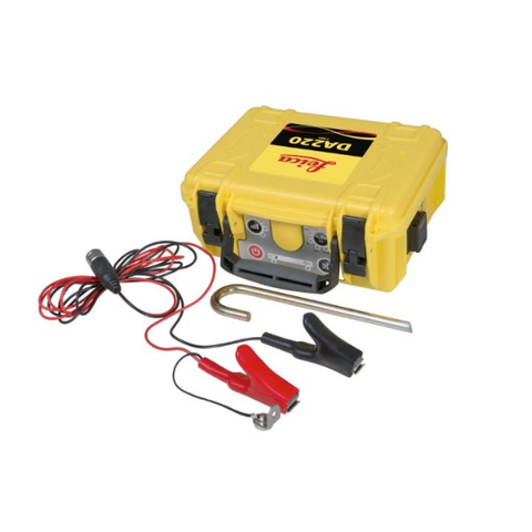 Leica DIGISYSTEM DD230 Avoidance Locator KIT, Underground Service Locator & Cable Location Systems
