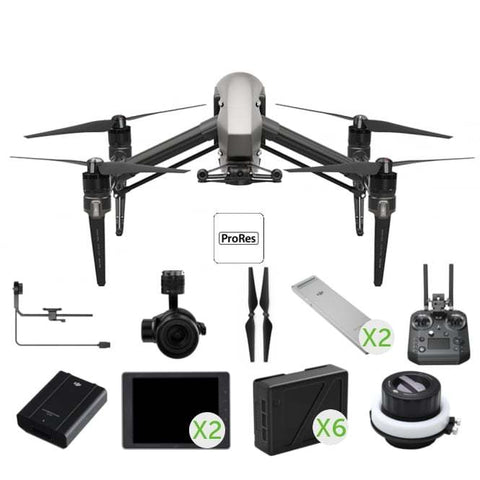 Inspire 2 Professional Combo Drone