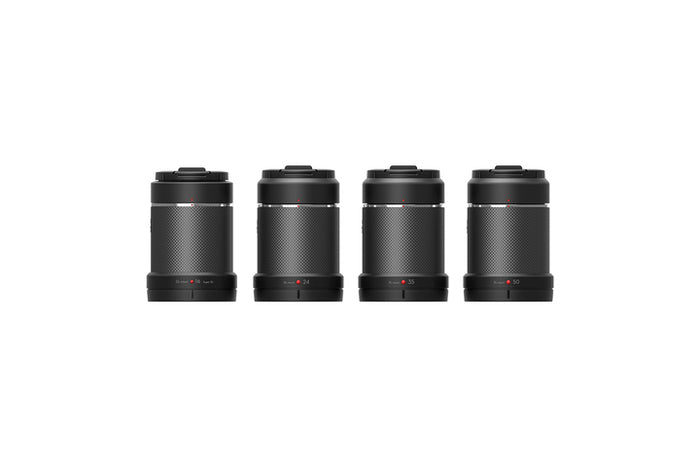 DJI Zenmuse X7 DL 50mm F2.8 LS ASPH Lens (Part 4)