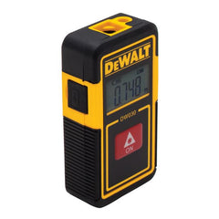 Dewalt DW030PL-XJ 9 Metre Pocket Laser Distance Measure, Laser Measuring Tools, Laser Tape