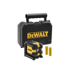 Dewalt DW08802CG-XJ Compact Green Crossline Laser Level, Multi Line Laser, Cross Laser Tools