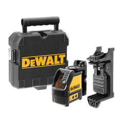 Dewalt DW088CG-XJ Green Crossline Laser Level, Multi Line Laser, Cross Laser Tools