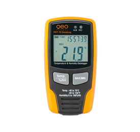 Geo Fennel FHT 70 DataLog Humidity and Temperature Meter Measurement, Environmental Measuring