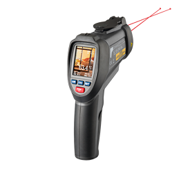 Geo Fennel FIRT 1000 DataVision Infrared Thermometer, Laser Te