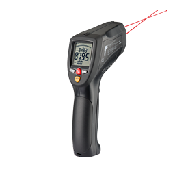Geo Fennel FIRT 1600 Data Infrared Thermometer, Laser Temperature Gun