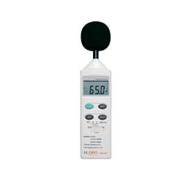 Geo Fennel FSM 130+ Sound Level Meter, Noise Level Instrument, Environmental Measuring
