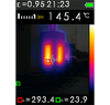 Image of Geo Fennel FTI 300 Thermal Imaging Camera, Temperature Measurement