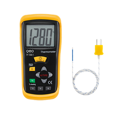 Geo Fennel FT 1300-1 K Type Thermometer Single Input, Temperature Measuring Probe