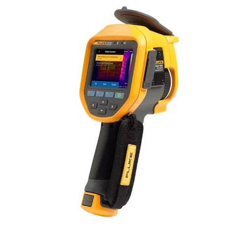 Fluke FFLK-TI480 PRO Thermal Imager Pro; 640x480; With Superresolution and Multisharp Focus
