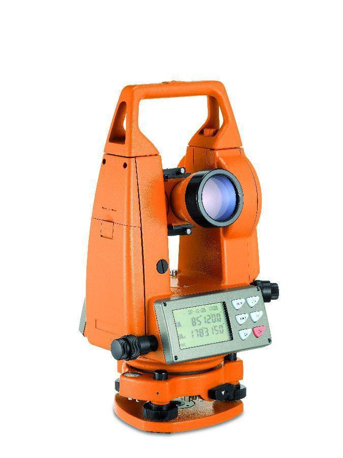 Geo Fennel FET 110 Digital Theodolite, Angle Measuring, Engineering, Construction
