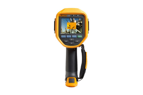 Fluke FLK-TI450 SF6 60HZ Gas Detector & Thermal Imager; 320x240; 60 Hz Au