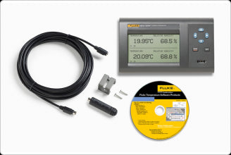 Fluke 1620A Digital Thermometer-Hygrometer