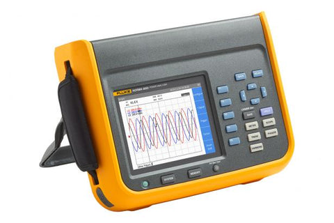 Fluke Norma 6000 Series Portable Power Analyzers (item no. 5132956, 5132963, 5132974, 5132988)