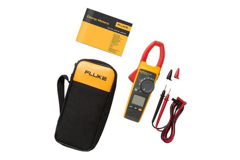 Fluke 600a AC/DC Trms Wireless Clamp Meter