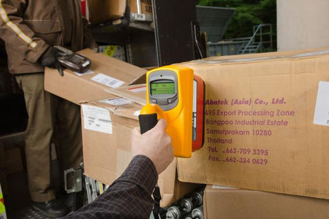 Fluke 481-DESI Radiation Survey Meter