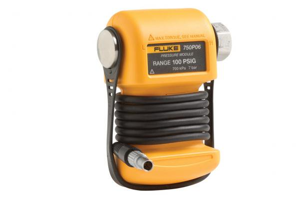 Fluke FLUKE-750R Pressure Module, 0 to 15 PSI (0 to 1 Bar) - 0 to 10000 PSI (0 to 700 Bar)