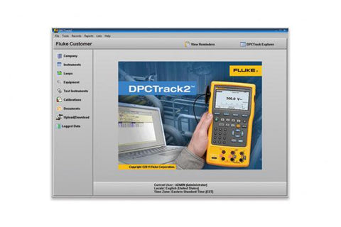 Fluke 750SW DPC/ Track2 Software