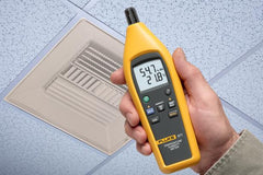 Fluke 971 Temperature Humidity Meter - 2418208