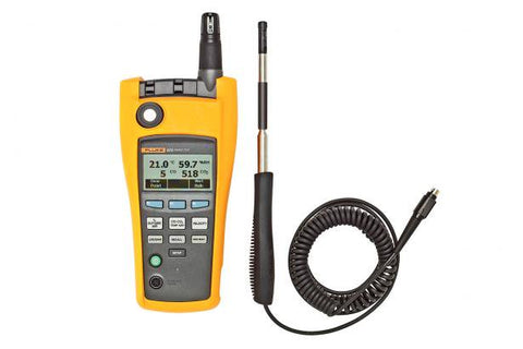 Fluke 975V Airmeter With Velocity Probe