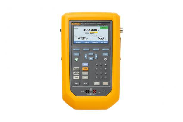 Fluke FLK-729 150G FC 150 PSI, 10 Bar Automatic Pressure Calibrator, W/ Fluke Connect