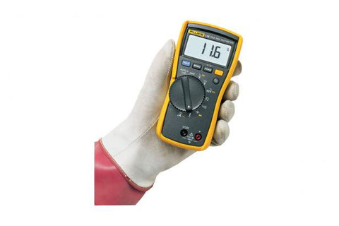 Fluke FLUKE-116/62 MAX+ HVAC Multimeter & IR Thermometer Kit