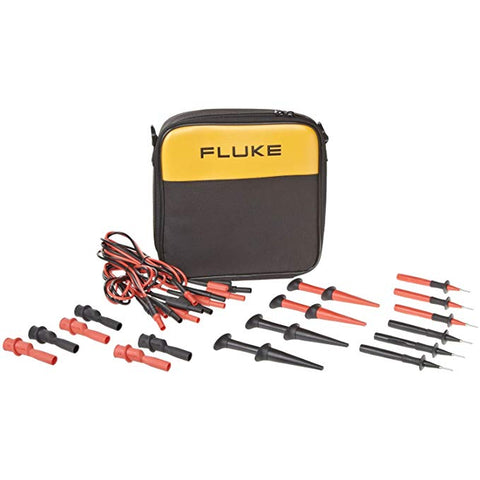 Fluke FLUKE-700TLK Process Calibration Deluxe Test Lead Kit (item no. 3829398)