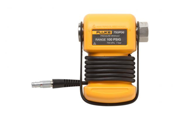 Fluke FLUKE-750 Series, Pressure Module, 0 to 1 in H2o (0 to 2.5 Mbar)  - 0 to 10 in H2o (0 to 25 Mbar)