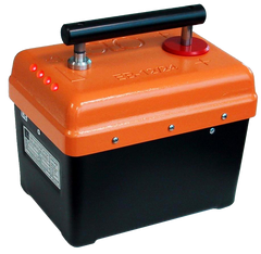 Geo Laser EB-12/24 K Power Supply 12 V/24 Ah, Maintenance-Free, Geo Laser Levels, Specialty Laser Tools