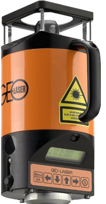 Geo Laser IL-80 Fully Automatic Interior Laser, Rotating Laser, Rotary Laser Level, Waterproof Laser