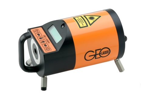 Geo Laser KL-80L RED Beam Pipe Laser Level, Drainage Pipe Laser, Plumbing Laser Level