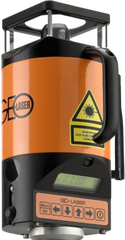 Geo Laser PL-95L Fully Automatic Precision Laser, Horizontal, Vertical, Rotating Laser, Waterproof Laser Level