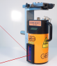 Geo Laser VL-80 Fully Automatic Drifting Laser, Pipe Driving,