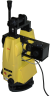 Geo Laser VM-15 Video Measurement System, Pilot Pipe Jacking, Tunnel Laser Alignment