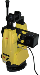 Geo Laser VM-16 Video Measurement System, Pilot Pipe Jacking, Tunnel Laser Alignment