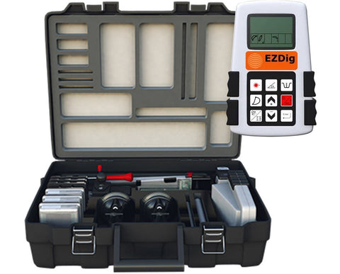 GeoMax EZDig Standard Excavation Guidance Machine Control System